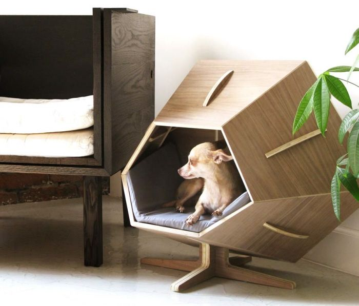 stylish diy dog houses ideas