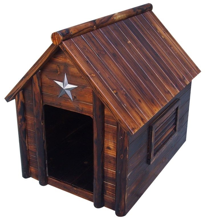 top wooden diy dog houses ideas